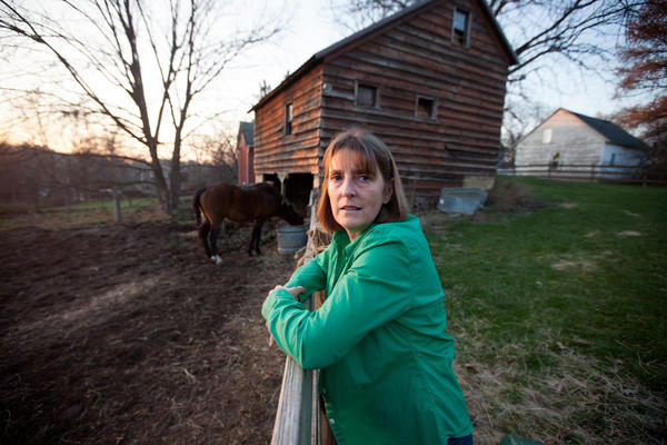 Wyatt Whitebread was the youngest son of Carla Whitebread, a former Army major and helicopter pilot. She now teaches high school Spanish and seeks solace with her horses at a friend's stables.