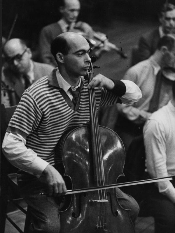 Hungarian-born American cellist Janos Starker died Sunday at 88. Starker's career included more than 165 recordings, as well as decades of teaching.
