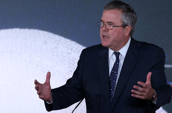 """""""Immigrants are more fertile, and they love families,"""" former Florida Gov. Jeb Bush said Friday at the Faith and Freedom Coalition conference. Bush's statement, in support of immigration reform, struck an odd note with many who hear it."""