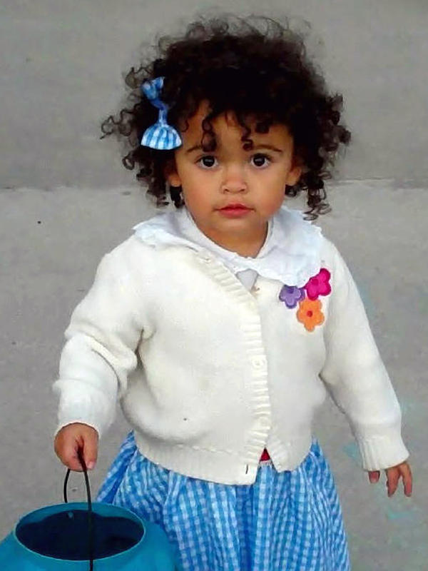 The South Carolina Supreme Court has ruled that custody for Baby Veronica, shown here in a October 2011 provided by her adoptive mother, Melanie Capobianco, be transferred from her biological father to the Capobiancos.