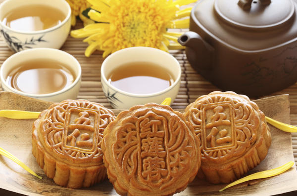 Mooncake fillings are almost always sweet, and can be made with different nuts, seeds or beans.