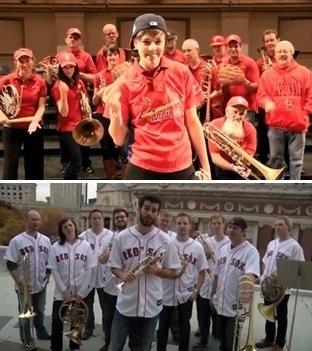 The St. Louis and Boston symphony orchestras are into this year's World Series. They've made a video so that they can talk some trash (and play some music too).