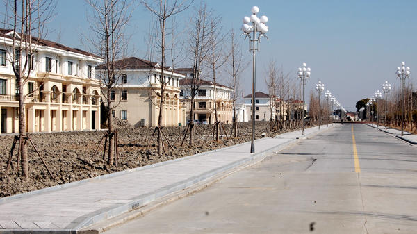 From a distance, this former labor camp — about an hour outside Shanghai — resembles a suburban residential complex.