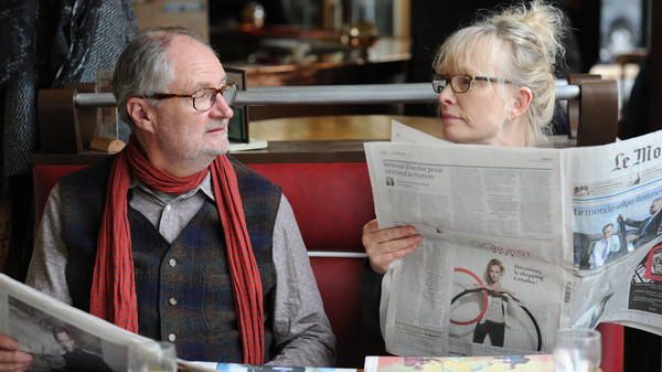 Nick (Jim Broadbent) and Meg (Lindsay Duncan) have a couple days full of tension, tiffs and a touch of romance in <em>Le Week-End</em>.