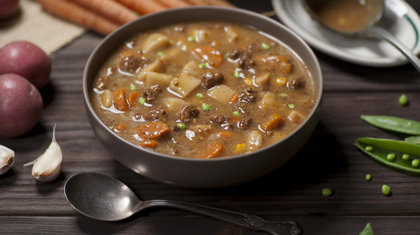 John Currence and Punish Stew may share a checkered past, but so many people in his life have loved this easy, hearty soup, he can't help but love it too — or at least act like he does.