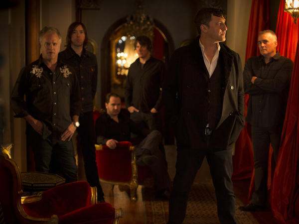 The Afghan Whigs' new album, <em>Do to the Beast</em>, comes out April 15.