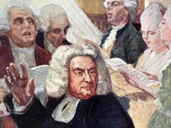 Johann Sebastian Bach's <em>St. Matthew Passion</em> was first heard on Good Friday, 1727 in Leipzig, Germany.