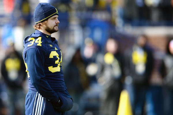 University of Michigan kicker Brendan Gibbons was expelled after new sexual assault guidelines were put into place at the school.