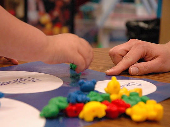 Student-teacher ratio is one component of high-quality preschool.