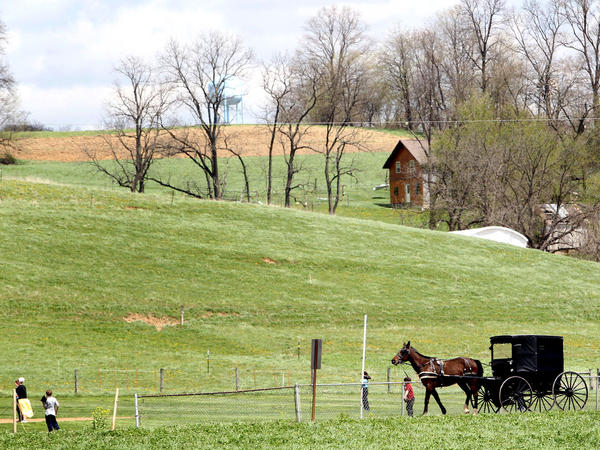 Measles was brought to Ohio's Amish communities by people returning from mission trips to the Philippines.