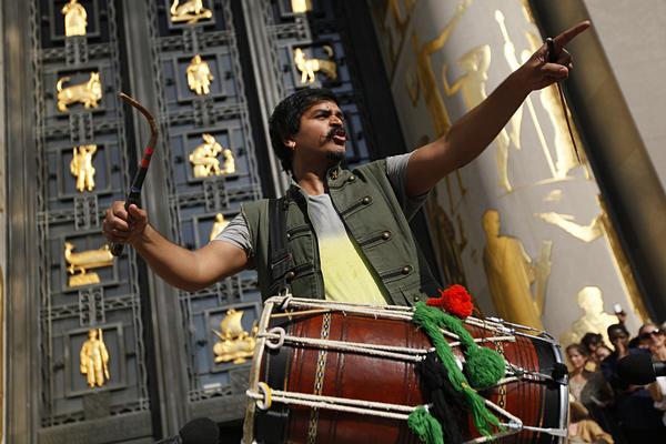 <em>Dhol </em>drummer and composer Sunny Jain wrote <em>100+ BPM </em>for this occasion, bringing in the signature sounds that fuel his band Red Baraat — a riotous mix of Punjabi <em>bhangra</em>, funk and jazz.