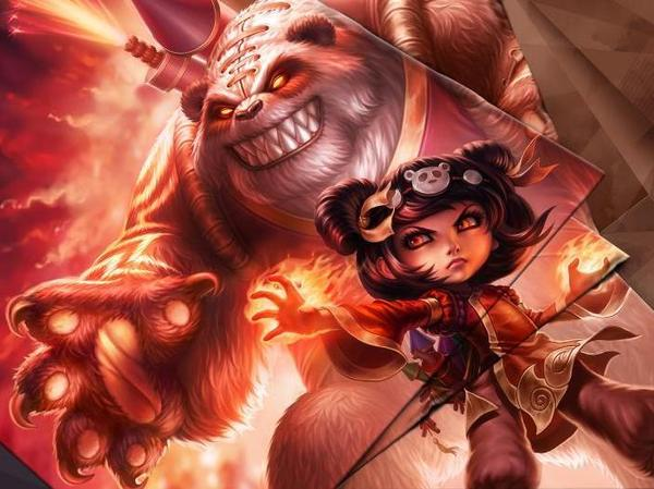 League of Legends is a video game with 70 million players a month.
