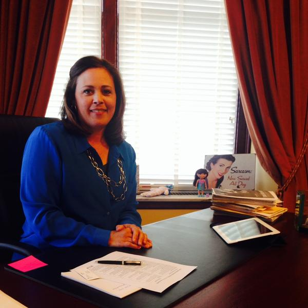 Becky Lockhart, Utah's speaker of the House, helped pass the state's guest worker law in 2011. She continues to hope that the federal government will grant the waiver needed for the law to go into effect.