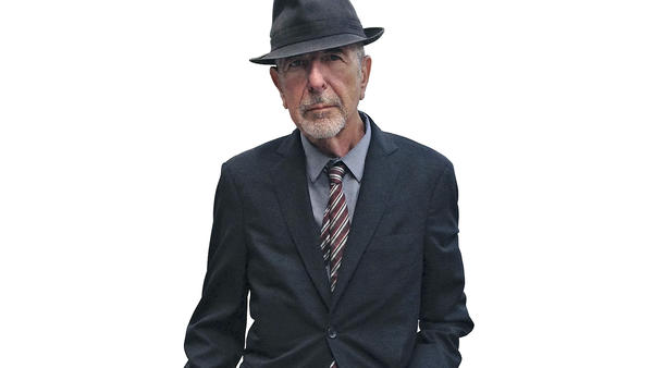 Leonard Cohen's new album, <em>Popular Problems</em>, comes out Sept. 23.