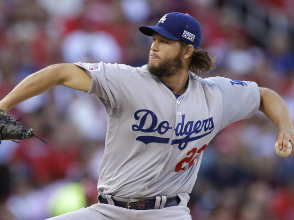 The Los Angeles Dodgers' Clayton Kershaw swept the voting for his third Cy Young Award.