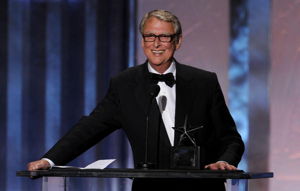 Mike Nichols was an ultimate Hollywood insider who won every major show business award directing for stage, film and TV. But his life in America began as an immigrant from Germany.<strong> </strong>Nichols was honored with an AFI Life Achievement Award in June 2010.