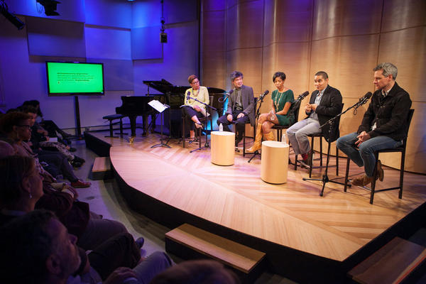 NPR's Michel Martin asked a panel of award-winning playwrights how diverse artists are challenging Broadway's landscape, and whether it matters.