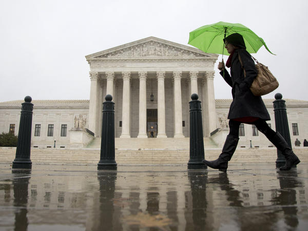 The Supreme Court in Washington, D.C., voted against Arizona's appeal, which would have allowed a state ban on driver's licenses for young undocumented immigrants.