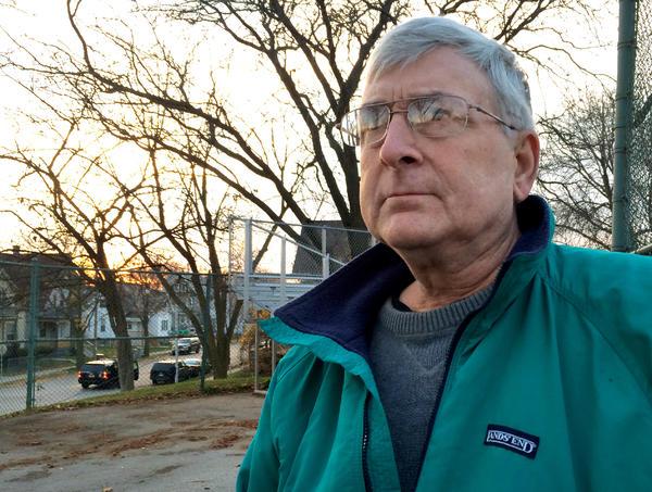John Pawasarat of the University of Wisconsin, Milwaukee, studies the city's poor neighborhoods.
