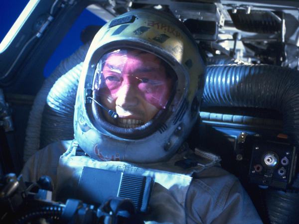 Lieutenant Telsij of <em>Return of the Jedi </em>is one of just a handful of Asian characters in the Star Wars film series.