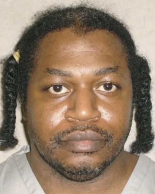 This 2011 photo provided by the Oklahoma Department of Corrections shows Charles Warner. Warner was executed Thursday for the 1997 killing of his roommate's 11-month-old daughter.