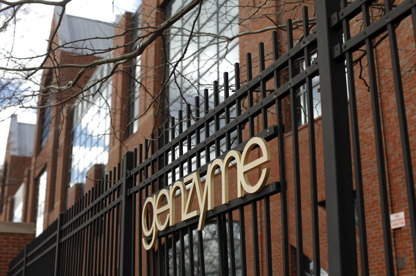 Genzyme had to halt production at its Allston, Mass., pharmaceutical plant in 2009, after bacteria used in manufacturing were contaminated with viruses.