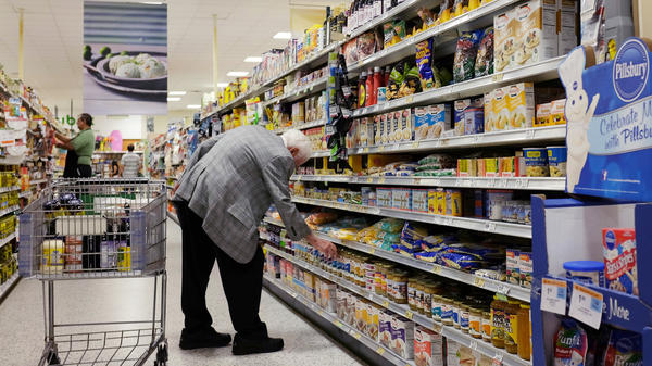 The prices of everything from corn to sugar have fallen, too. So some economists predict lower prices at the grocery store later this year.