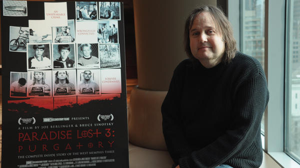 Co-director Bruce Sinofsky attends the <em>Paradise Lost 3: Purgatory</em> press day at HBO Studios on Jan. 6, 2012, in New York City.