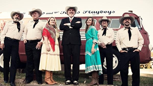 Ray Benson (center) and his band, the Grammy-winning country outfit Asleep at the Wheel, have long been stewards of the sound co-pioneered by Bob Wills and his Texas Playboys.