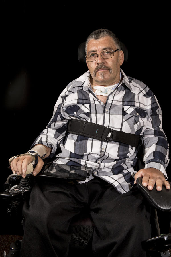 Nicolas Mercado's doctor prescribed $170,000 in home modifications so he would be able to return home to live, but when his insurer went bankrupt, his case went to the California Insurance Guarantee Association, a state agency that then rejected the modifications.