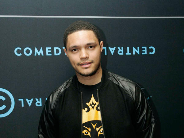 Trevor Noah at a Comedy Central event in Johannesburg, South Africa in 2012.