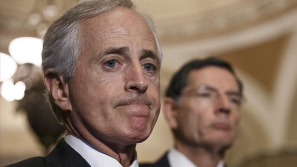 Sen. Bob Corker, R-Tenn., chairman of the Senate Foreign Relations Committee, will shepherd bills on Congress' reaction to the Iran framework deal struck by President Obama.