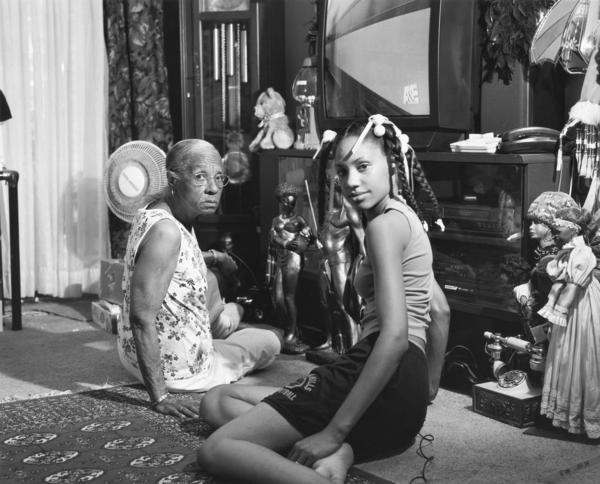 <em>Grandma Ruby and Me</em>, 2005, from <em>The Notion of Family</em> (Aperture, 2014).
