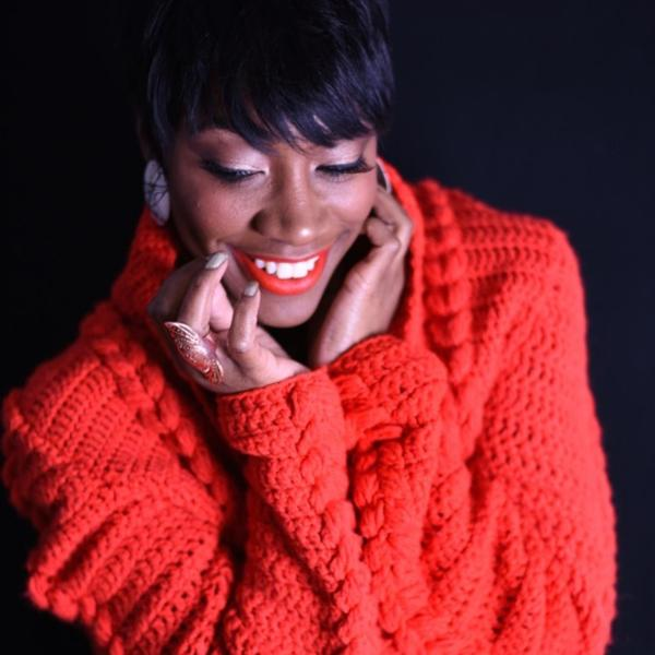 Fashion designer Charketa Glover