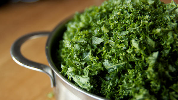 Kale is not only loaded with nutrients, but it's become a emblem of a healthy lifestyle that's increasingly appealing to Americans ready to move away from processed, high-calorie food.