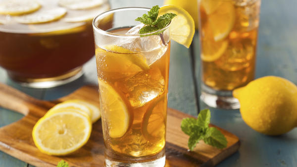 "Is it ""iced tea"" or ""ice tea""?"