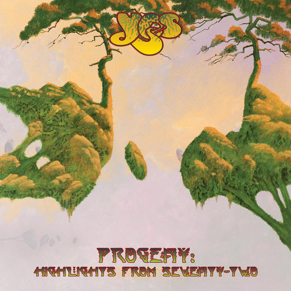 <em>Progeny: Highlights From Seventy-Two</em> compiles newly discovered recordings from seven shows on Yes' 1972 tour.