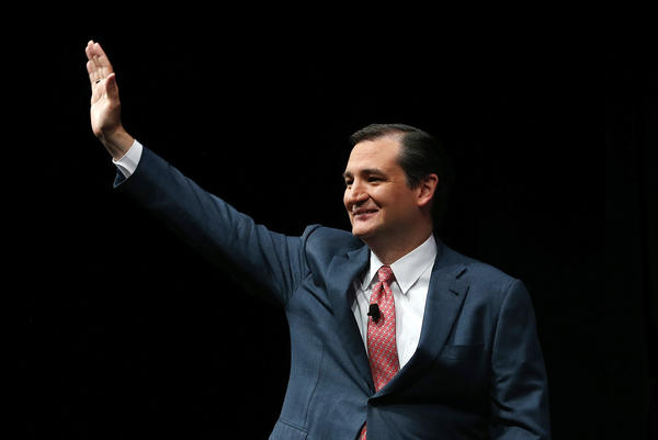 """""""I don't think you'll find a single person who knew him in high school who is at all surprised where he is now,"""" said Doug Daniels, one of Sen. Ted Cruz's former classmates. """"He had direction. I mean, you knew Ted had a plan."""""""