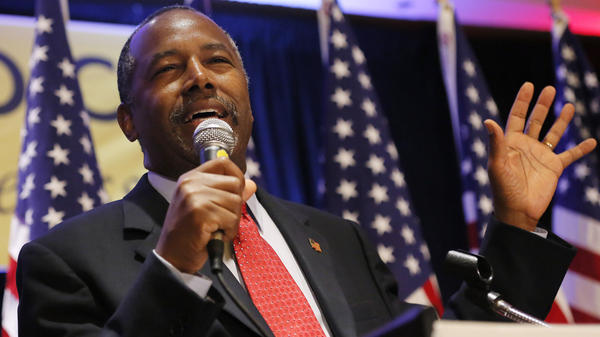 Ben Carson is the only African-American major candidate running for president in 2016. He grew up poor in Detroit in the 1960s and paved his own path.