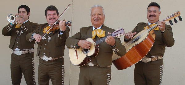Nati Cano's Mariachi Los Camperos released <em>Tradicion, Arte y Pasion</em> on Smithsonian Folkways in July.