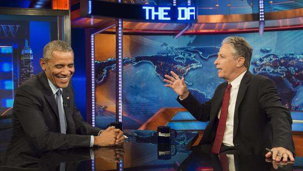 Jon Stewart's last show with <em>The Daily Show </em>is August 6.