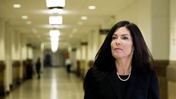 Pennsylvania Attorney General Kathleen Kane, a Democrat, took office in 2013.