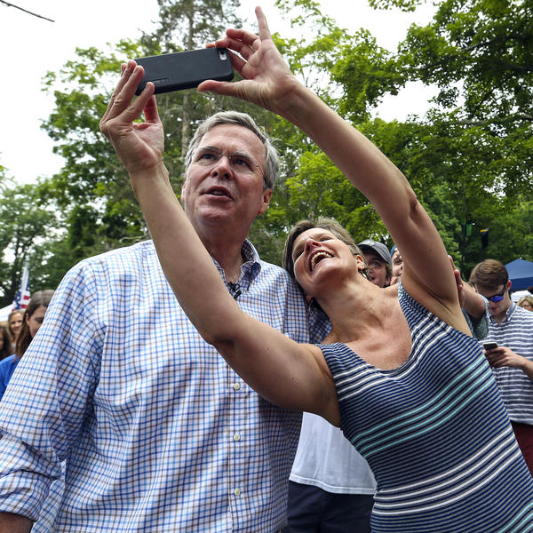 "New Hampshire voters can take selfies, not only with their favorite candidates but with ballots marked for their favorite candidates. A federal judge has knocked down a ban on ""ballot selfies."""