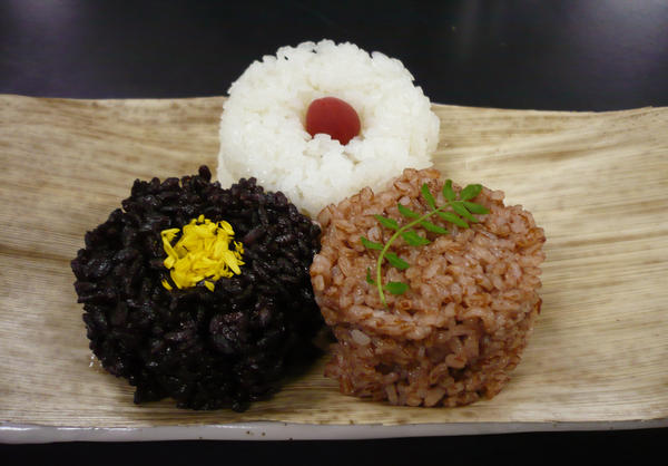 Modern, domesticated rice comes in a range of colors, usually described as white, red and black. But collectors have never found black grains in more than a thousand samples of wild rice stored in gene banks. Now geneticists have traced this rare grain's origin and spread.