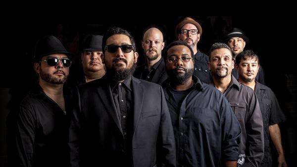 Grupo Fantasma's new album, <em>Problemas</em>, comes out Oct. 30.