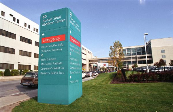Aurora Sinai Medical Center in Milwaukee has found that connecting people with primary care doctors reduces the number of emergency room visits.