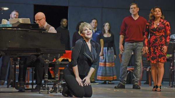 Joyce DiDonato stars in the new opera <em>Great Scott</em> as a world-famous diva who returns to her hometown and finds its opera company struggling to stay afloat.