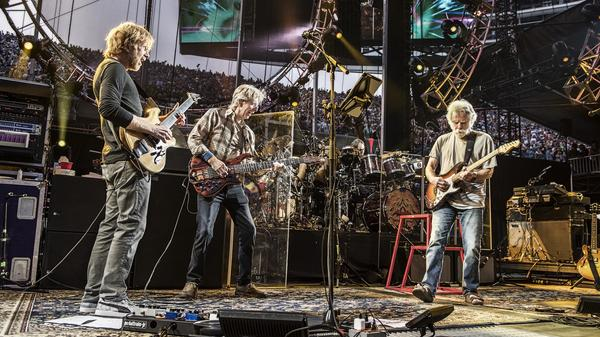 <em>The Best Of Fare Thee Well: Celebrating 50 Years Of The Grateful Dead</em> comes out Nov. 20.