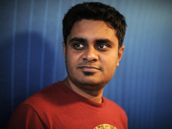 Rubayat Khan, a fellow from Bangladesh, uses technology to spur development.