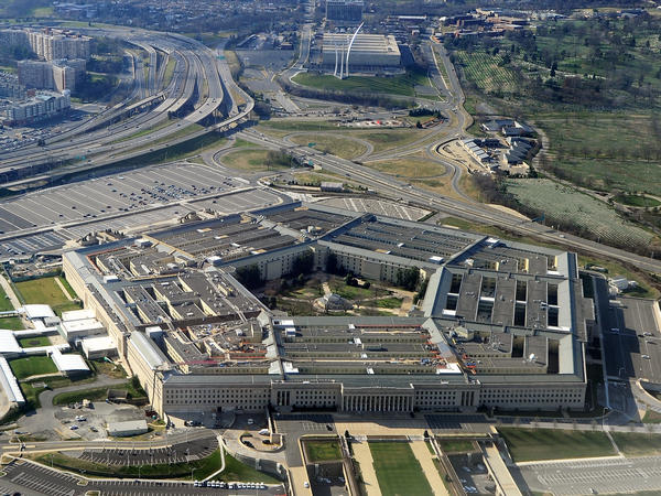 The Pentagon says the new force will help secure the border between Iraq and Syria and hunt down Islamic State leaders in raids.